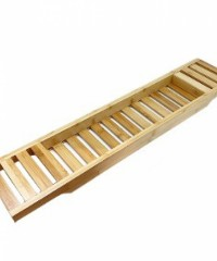Cruce de bañera en bamboo