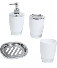 Set de accesorios plastico