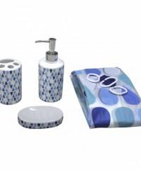 set de accesorios ceramica
