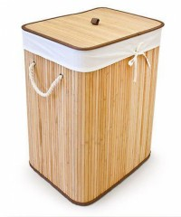 Cesto de ropa sucia bamboo